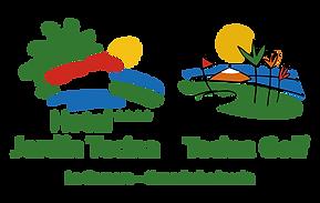 Logo HJT + Golf