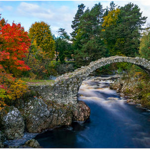 Old Packhorse Bridge. 3rd =