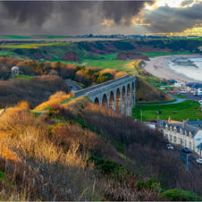 Cullen Viaduct - 'Before the Storm' Resi