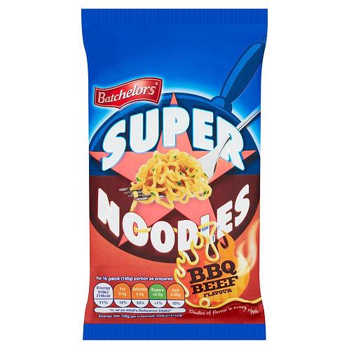 Batchelors Super Noodles BBQ Beef Flavour 90g  #56500