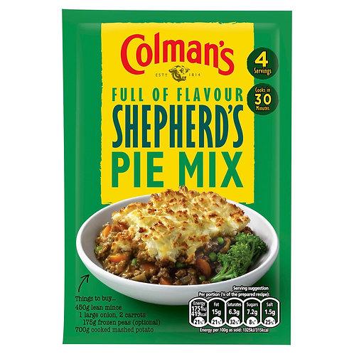 Colman's Shepherd's Pie Recipe Mix 50g #19032