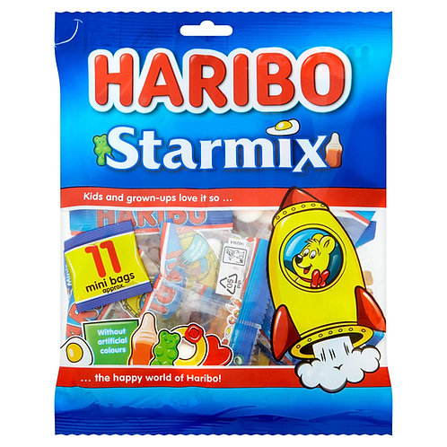 HARIBO Starmix Minis Multipack 176g #53324