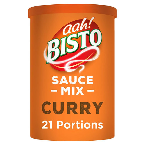 Bisto Curry sauce Mix 190g  #81005