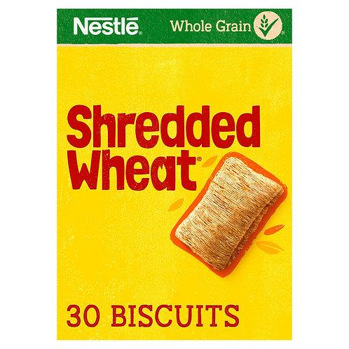 Nestle 30pk Shredded Wheat 675g #63602