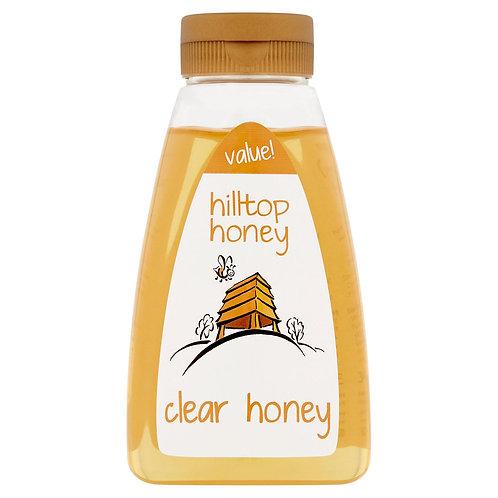 Hilltop Honey Clear Honey 340g #80661