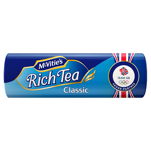McVitie's Rich Tea Biscuits 300g #5915