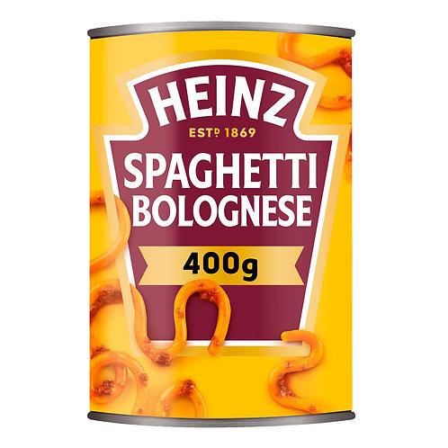 Heinz Spaghetti Bolognese 400g #5120