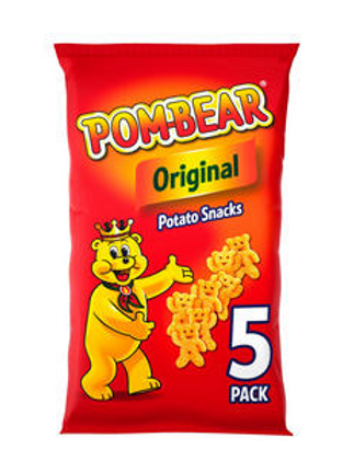 Kp 5pk Original Pom Bear  #59166