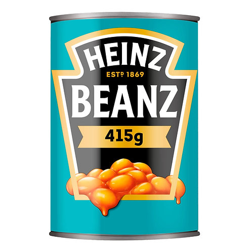 Heinz Baked Beans 415g  #9104