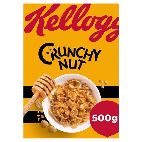 Kellog's Crunchy Nut Corn Flakes Cereal 500g  #5258