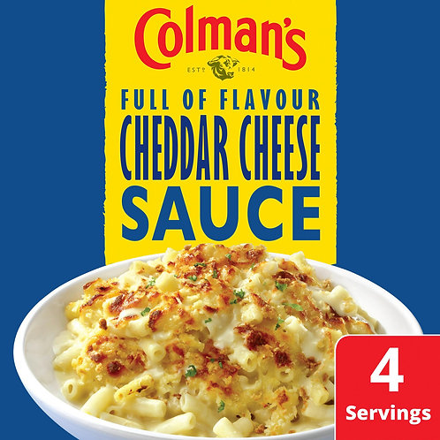Colman's Cheddar Cheese Sauce Mix 40 g #4433