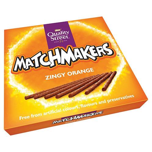 Quality Street Matchmakers Zingy Orange Chocolates 120g  #30731