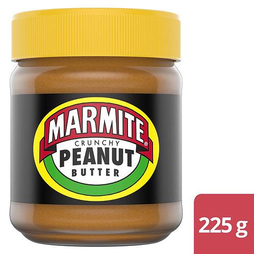 Marmite Crunchy Peanut Butter 225 G #79112