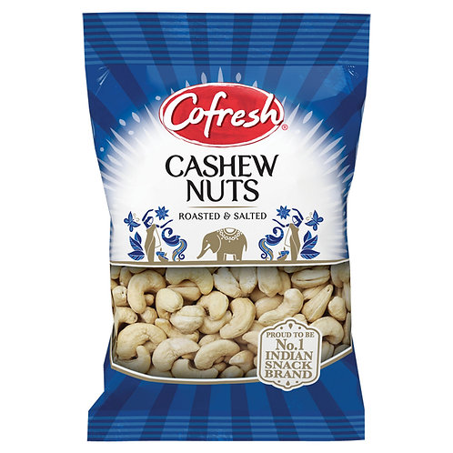 Cofresh Roasted & Salted Cashews Nuts 150g #75175
