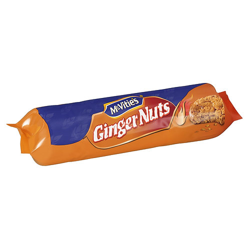 McVitie's Ginger Nuts 200g  #74956