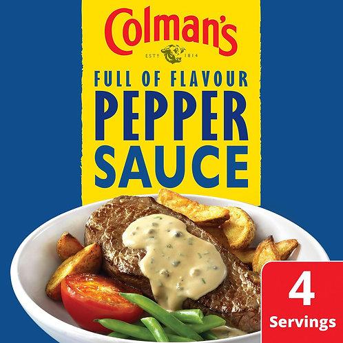 Colman's Pepper Sauce Mix 40g #66872