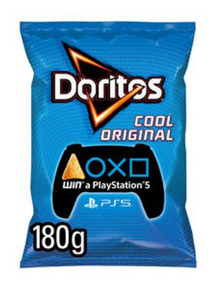 Doritos Cool Original Tortilla Chips 180g  #31267