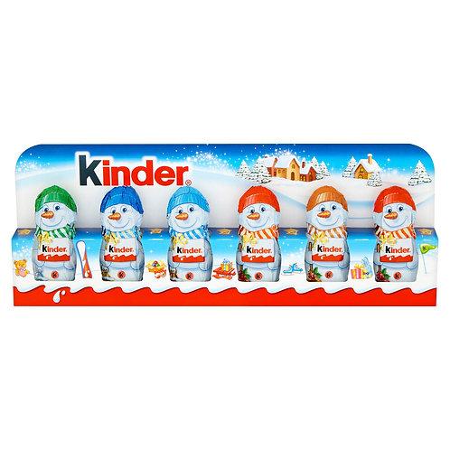 Kinder 6pk Chocolate Figures  #57141