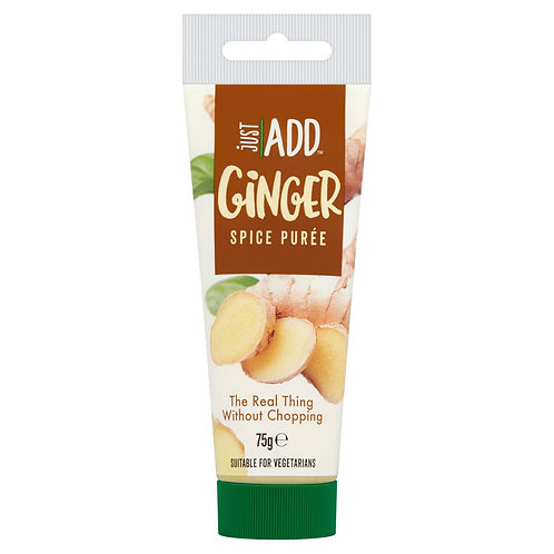 Just Add 75g Ginger  #66451