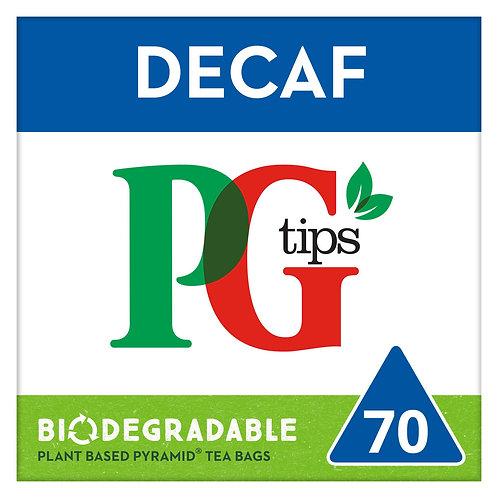 PG tips Decaffeinated Tea 70 #80932