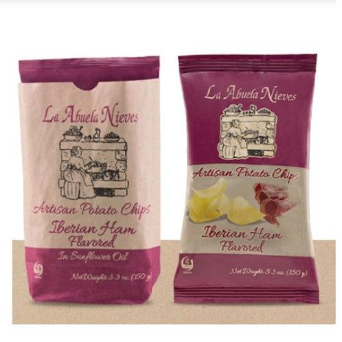 Iberian Ham Chips 150 g