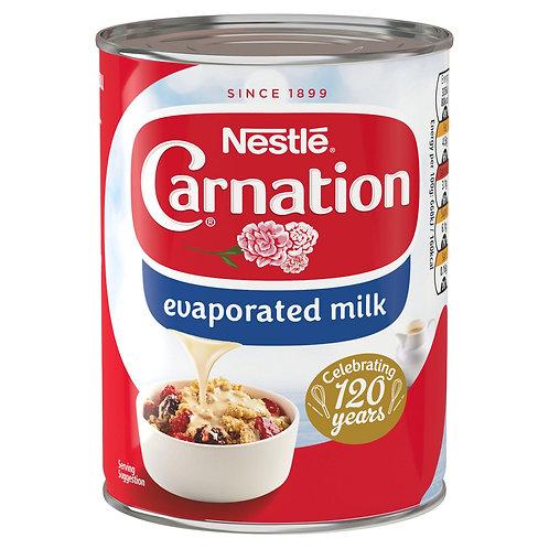 Carnation Evaporated Milk 410g #5565