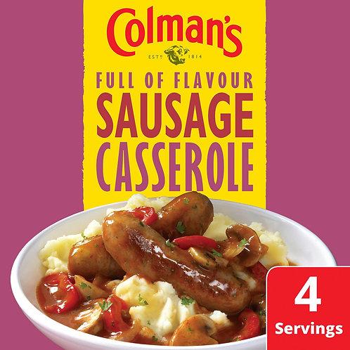 Colman's Sausage Casserole Recipe Mix 39g #75894