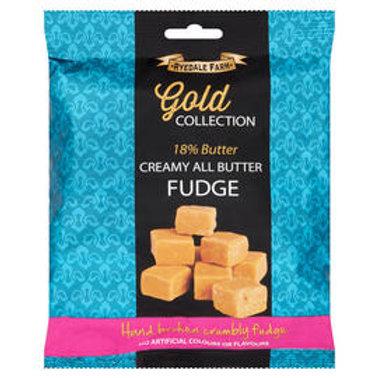 Ryedale Farm 185g All Butter Fudge  #68787