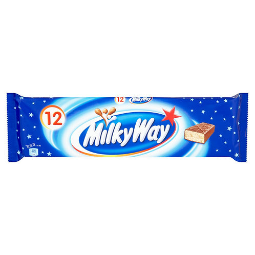 Milky Way 12pk Snacksize  #51028