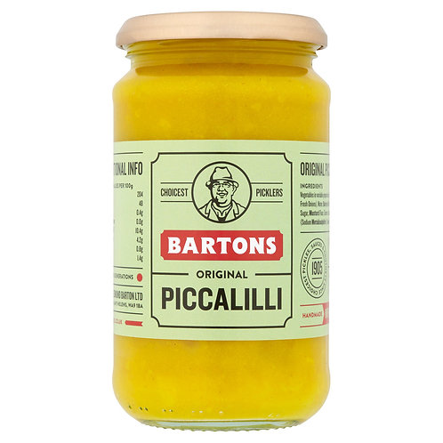 Bartons Original Piccalilli 439g #63282