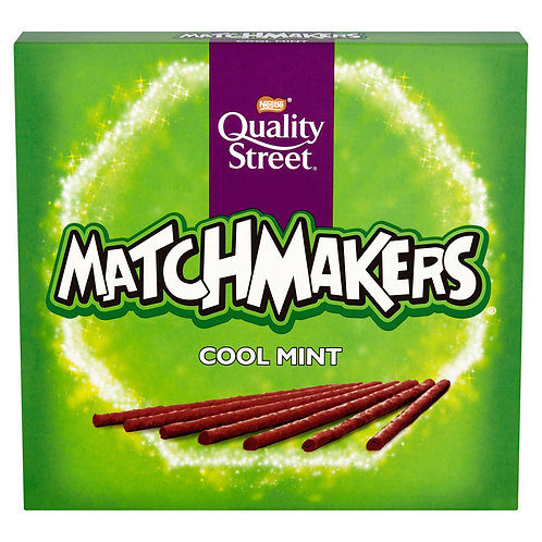 Matchmakers 130g Cool Mint  #30730