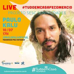 Live Sesc Sonoridades 2020