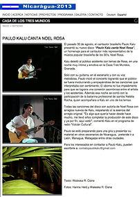 Paulo Kalu Imprensa