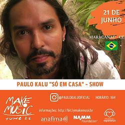 make music brasil paulo kalu