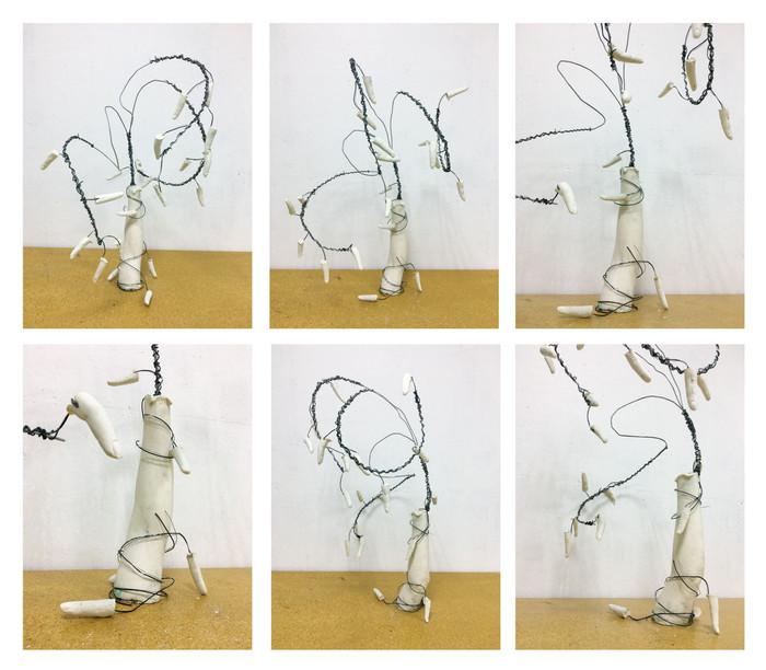 Finger Sculpture 03