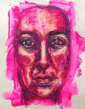 Self Portrait Pink
