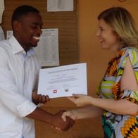 Certificates, Accra