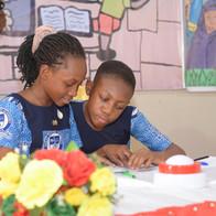 Vocabulary Challenge, Interschool Competition Upper East, Navrongo