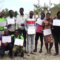Certificates, Navrongo