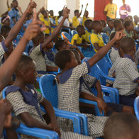 Audience Questions, Interschool Competiton Upper East, Navrongo