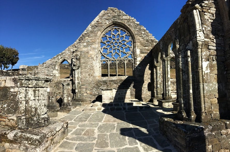 Les ruines de Languidou