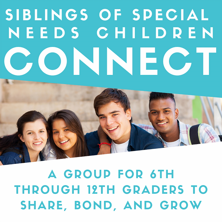 Siblings of Special Needs Children Connect