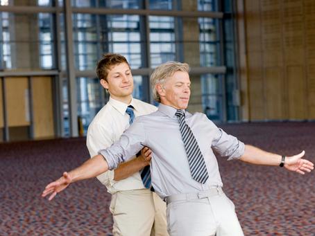 【職場の幸せ】信頼関係のある職場の雰囲気