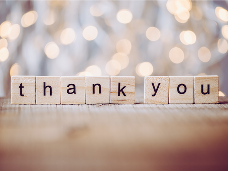 【ありがとう】感謝力