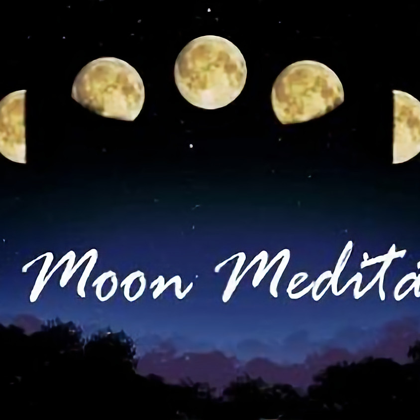 Free Guided New Moon Meditation 7pm GMT