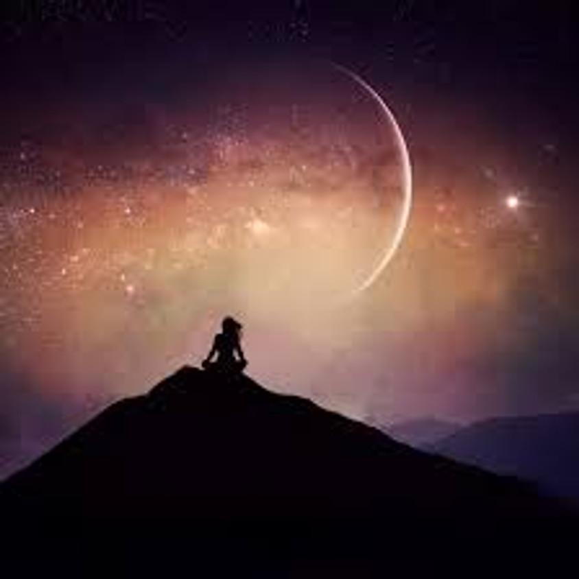 FREE New Moon Guided Meditation
