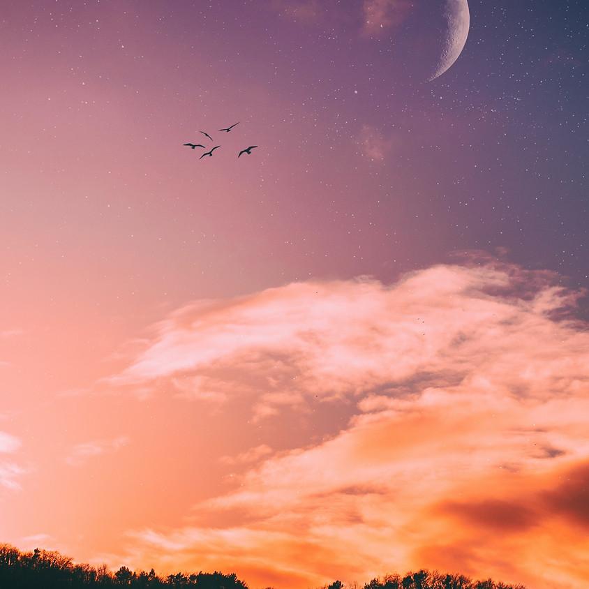 New Moon Meditation Event - Monday 20th July