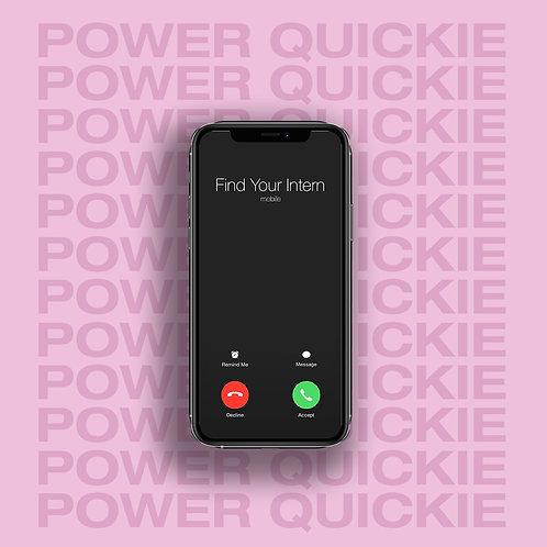 The FYI Quickie Zoom Call