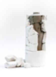 Aya Zehavi qumeran vase ceramic mold