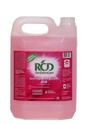 Lava-Roupas Premium Pink 5 litros